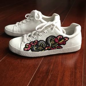 ASH Embroidered Sneakers